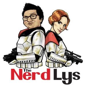 Nerd Lys Sandtroopers