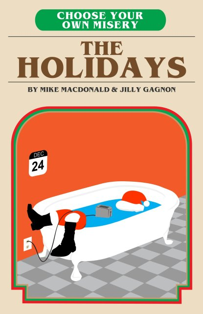 Holidays Book